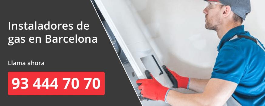 Instaladores-de-gas-en-Barcelona