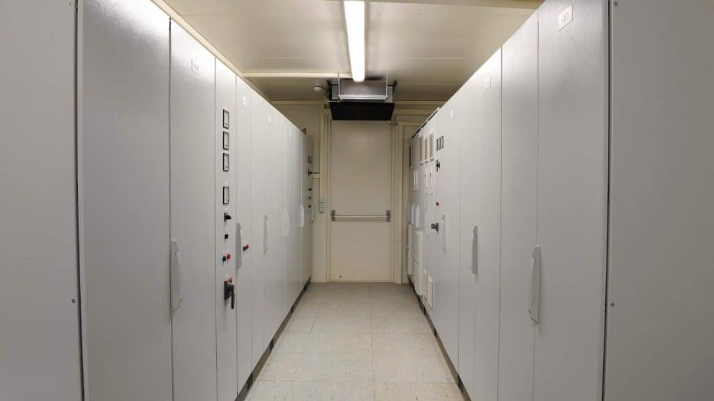 Camara frigorifica industrial Barcelona