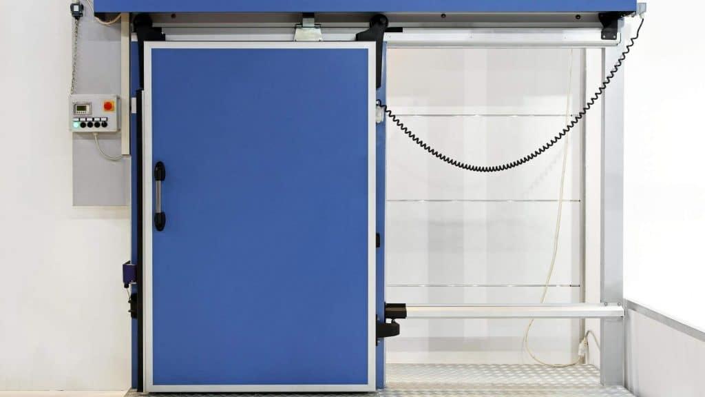 Camara frigorifica modular