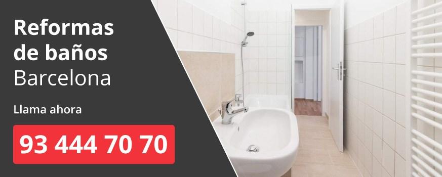 Reformas-baños-Barcelona
