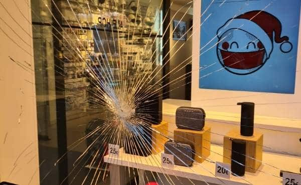 Cambiar vidrio roto