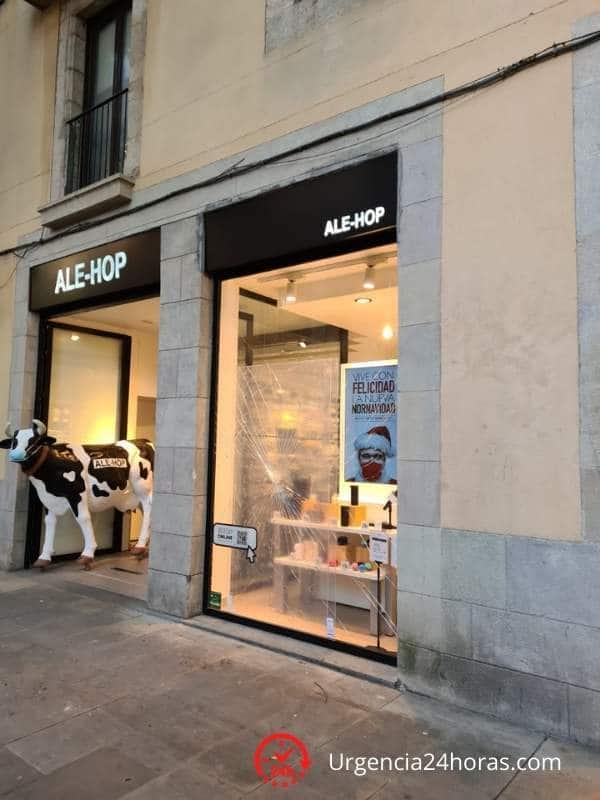 Cristaleros Barcelona tiendas