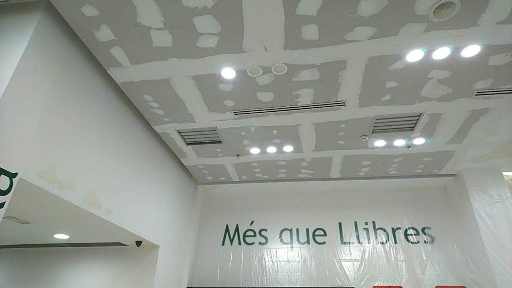 Reformas Casa del Libro Barcelona